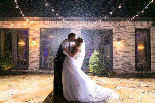 Tristan & Lauren's Vesica Piscis Wedding