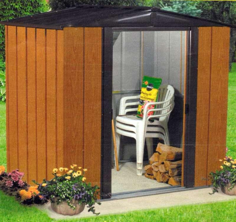 cabane de jardin leclerc