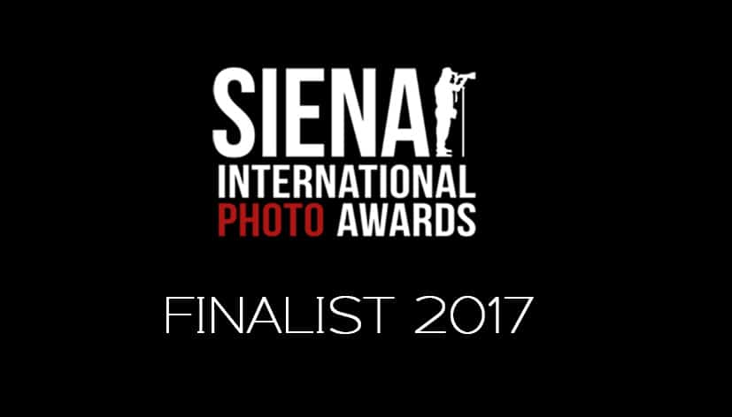 Finalist at the Siena International Photo Award 2017