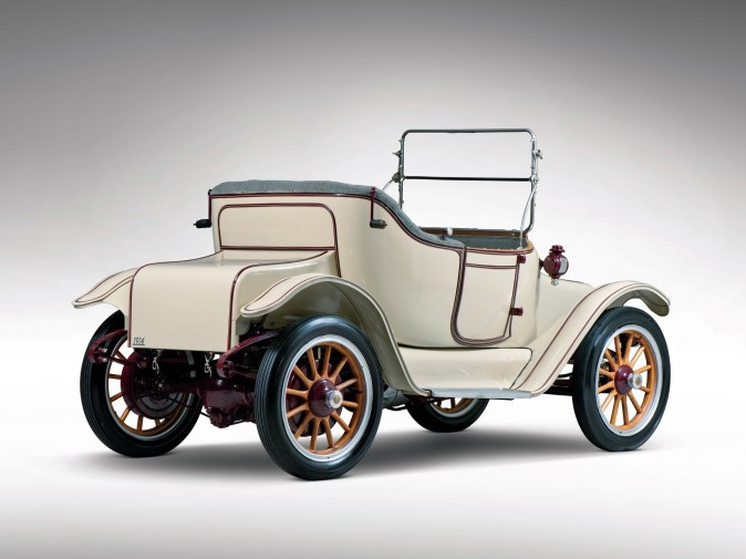 1914 Detroit Electric Model 46 Cape Top Roadster