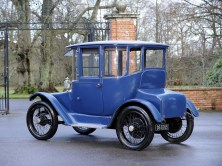 1915 Detroit Electric Brougham