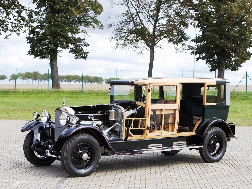 1924-27 Audi Type M 18-70 PS