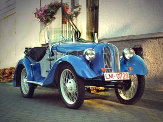 1929 Bmw Dixi Roadster