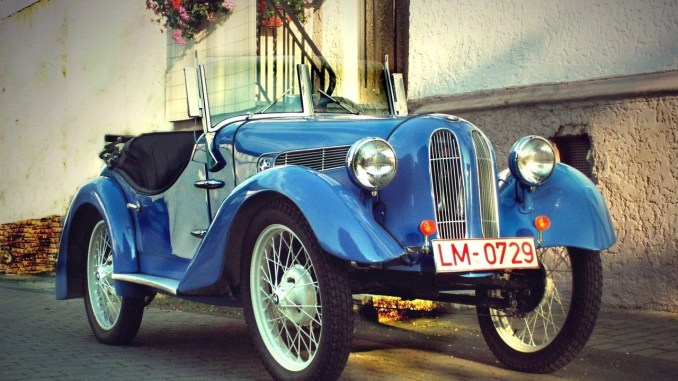 1929 Bmw Dixi Roadster