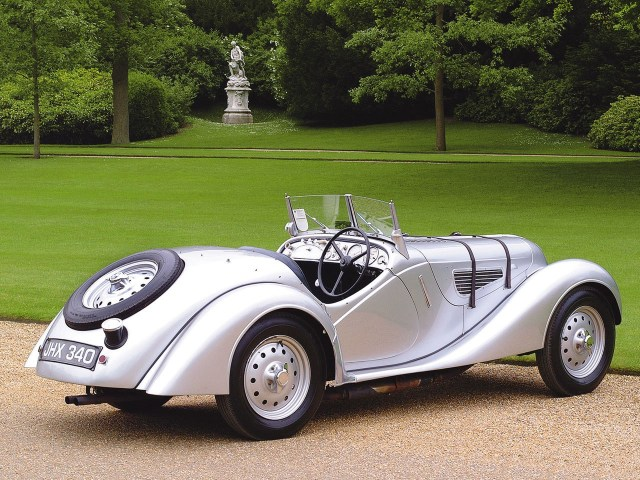Bmw 328 Roadster 1936