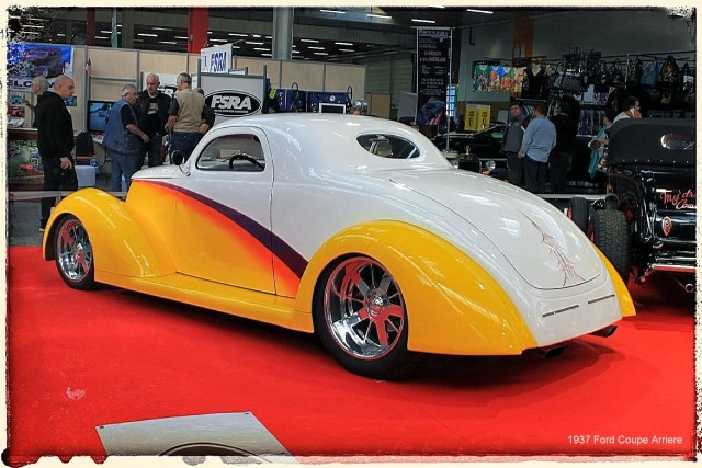 Automédon - 1937 Ford Coupe Arriere
