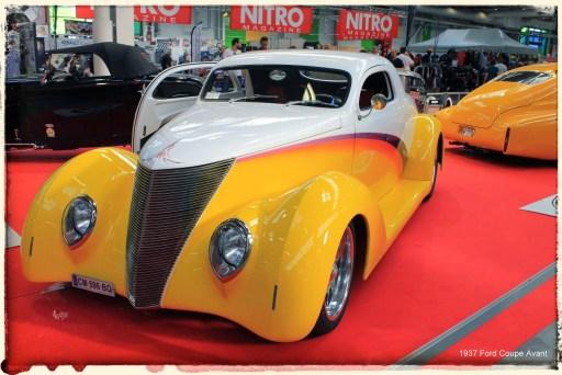 Ford Coupe Avant 1937 - Automédon Salon et Exposition