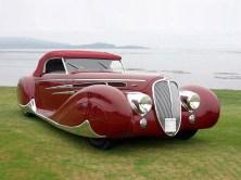 1938 Delahaye 165 Figoni et Falaschi Cabriolet