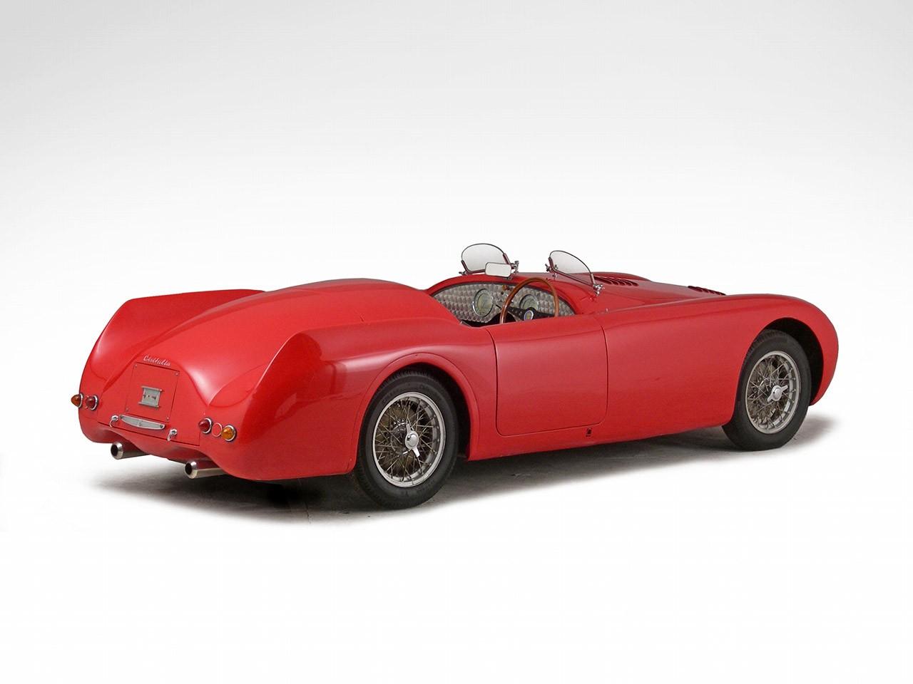 1947 Cisitalia 202 Nuvolari Mille Miglia Spyder