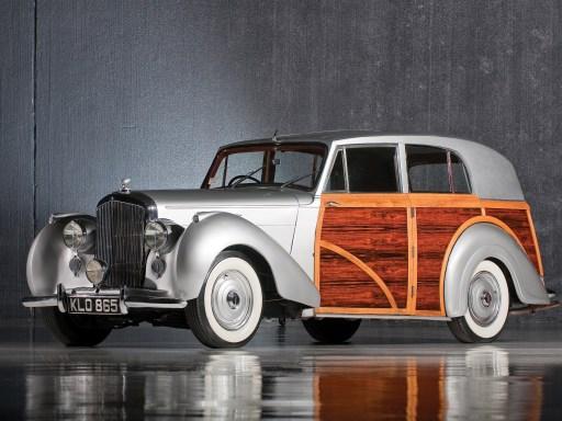 1950 Bentley Mark VI Radford Countryman