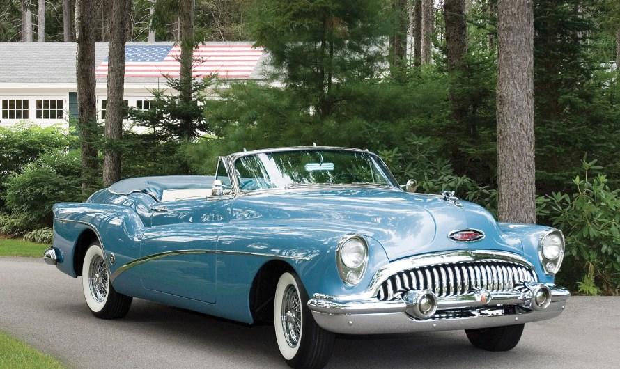 Buick Skylark 1953 – Elle célébre le 50e anniversaire de la marque