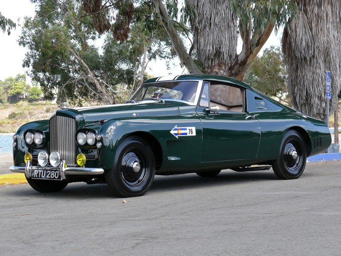 1954 Bentley R Type Special Coupe