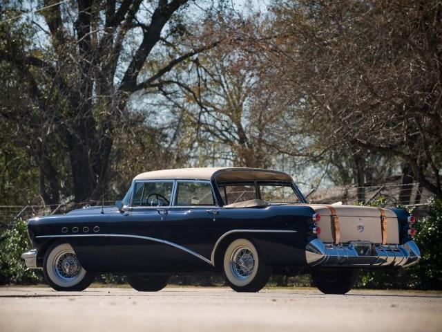 1954 Buick Landau Show Car