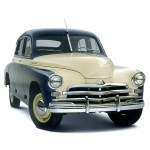 1955 1958 Gaz M20 B Pobeda