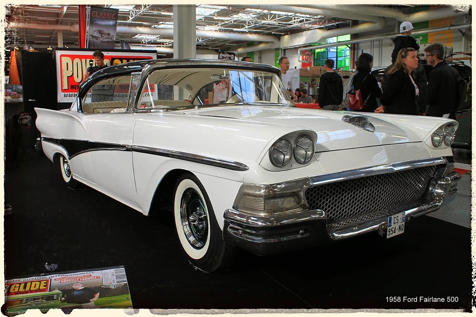 Automédon - Ford Fairlane 500 1958