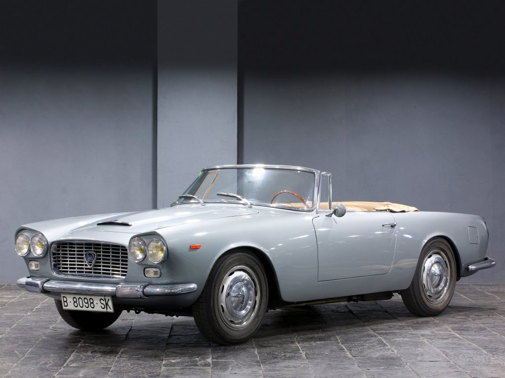 1959 Lancia Flaminia Convertible 824