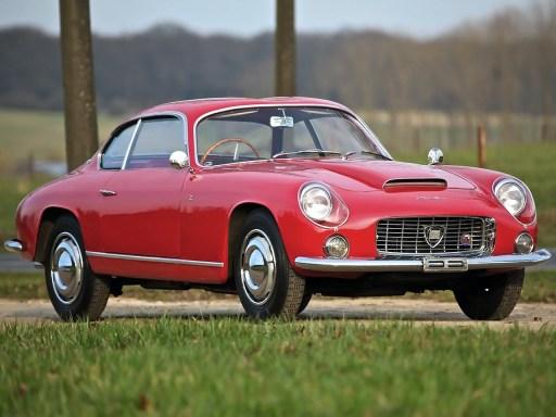 1959 Lancia Flaminia Sport 824