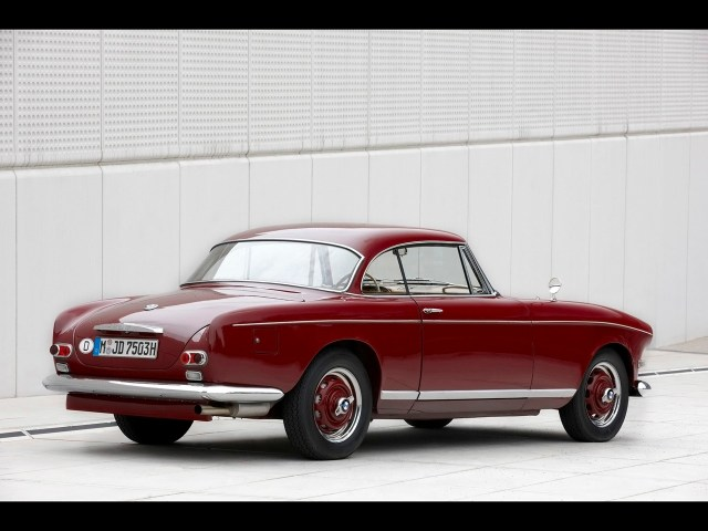 Bmw 503 Coupe Sport 1959