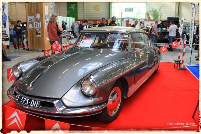 Automédon - 1960 Citroen DS 19H