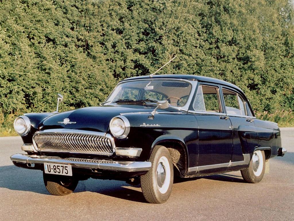 1962 1970 Gaz 21 Volga