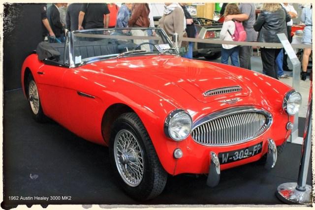 Automédon - 1962 Austin Healey 3000 MK2