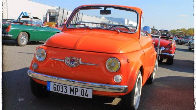 Fiat 500 Giannini Avant (1964-71)