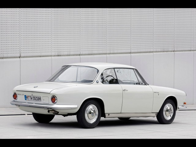 1965 Bmw 3200 CS Bertone