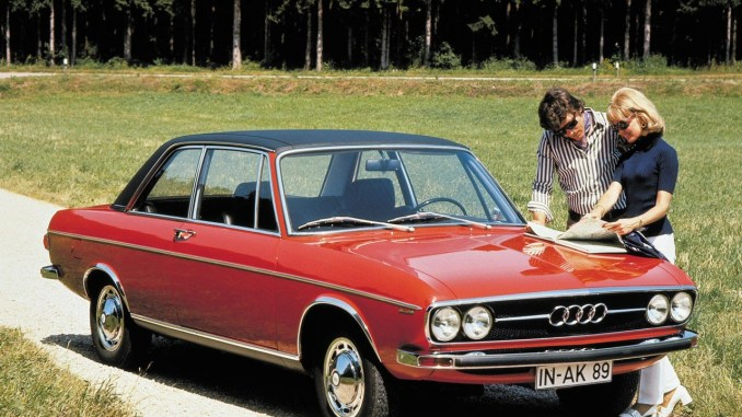 1968-1974 Audi_100