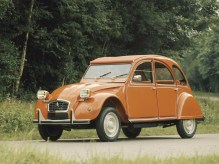 1971 Citroen 2cv 6