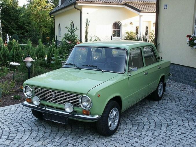1974 Lada 2101