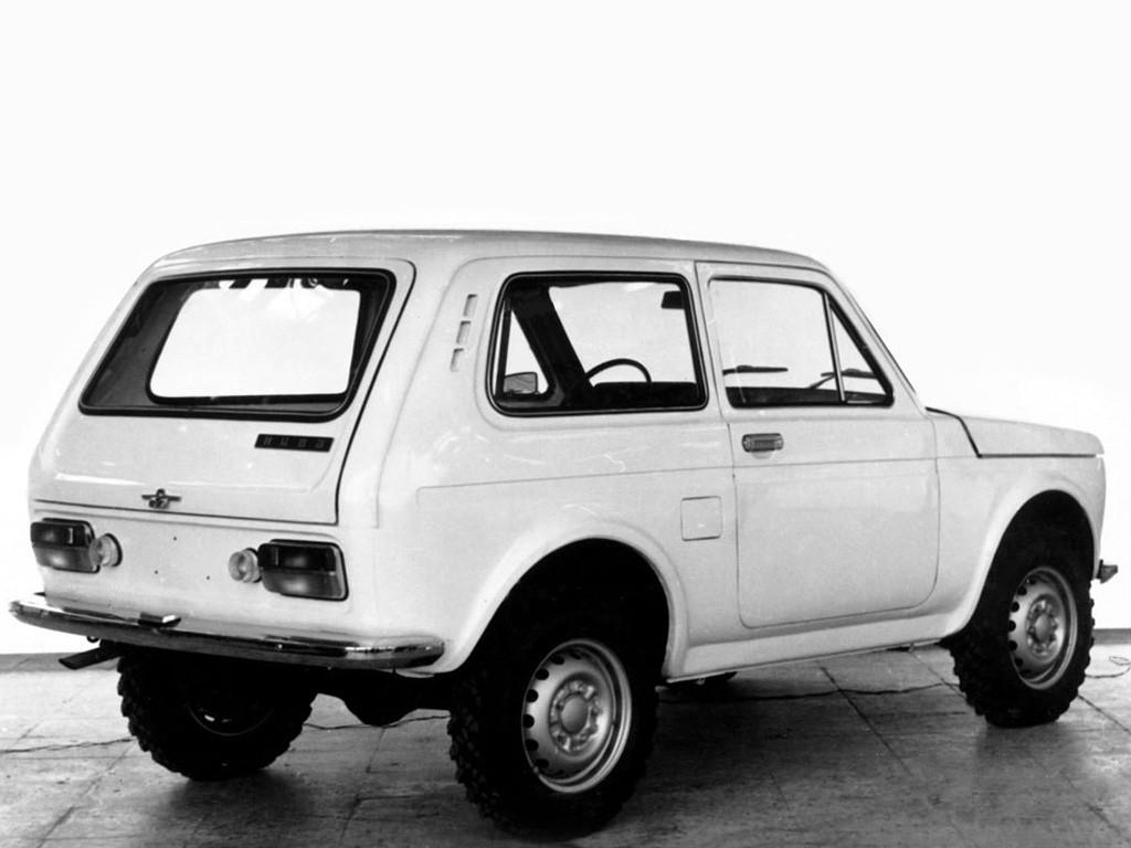 1974 Lada Niva 2121