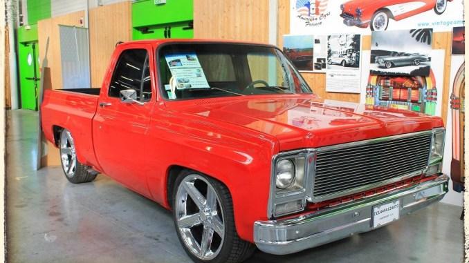 Automédon - 1979 Chevrolet Pickup C10
