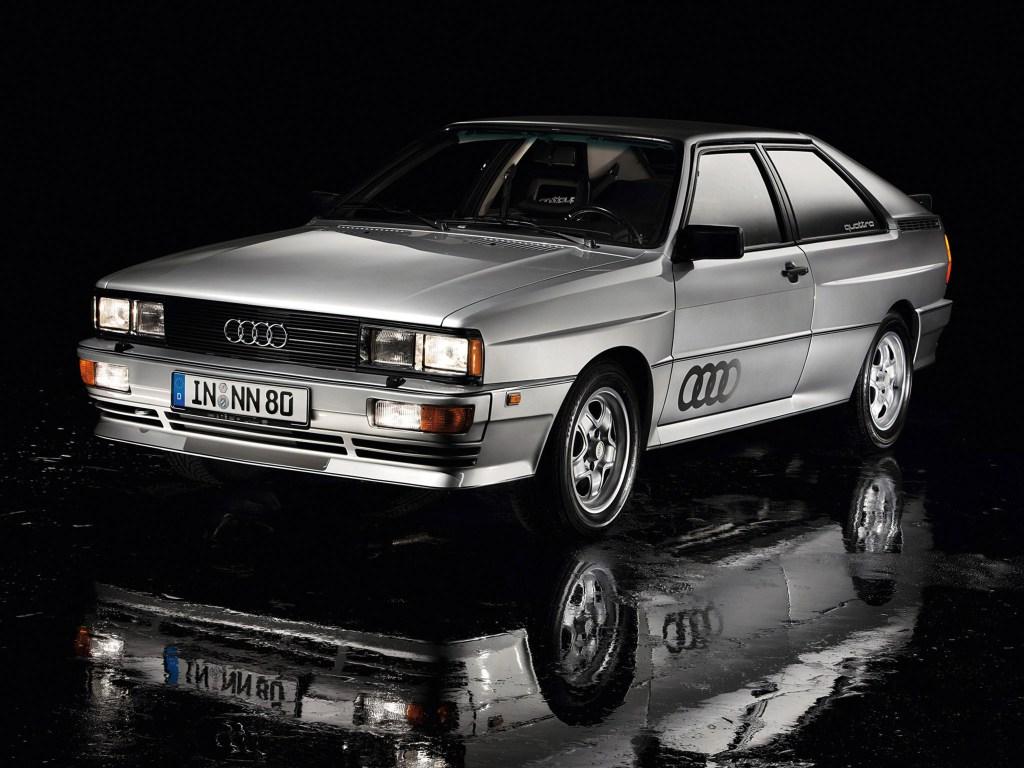 1980-87 Audi Quattro