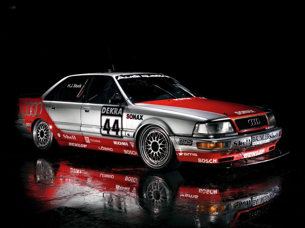 1990-92 Audi V8 Quattro DTM