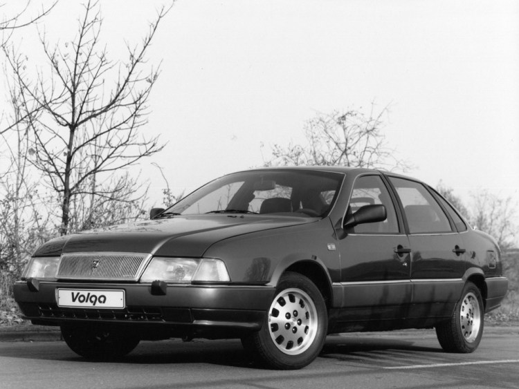 1992 1996 Gaz 3105 Volga
