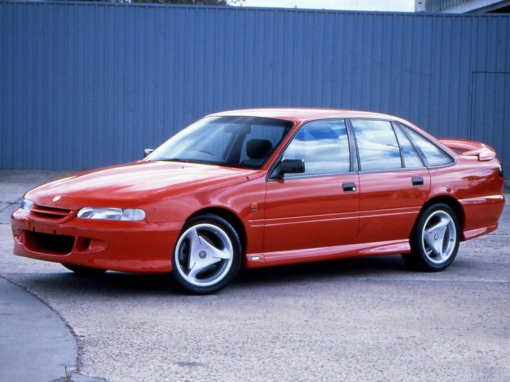 1993 HSV Clubsport VR