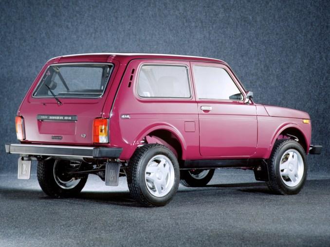 1993 Lada Niva 21213