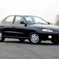 1995 Hyundai Avante J2