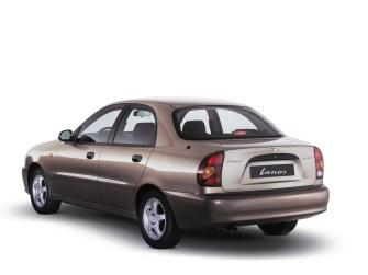 1997 Daewoo Lanos