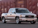 1999 Xenon GMC Sierra Extended Cab