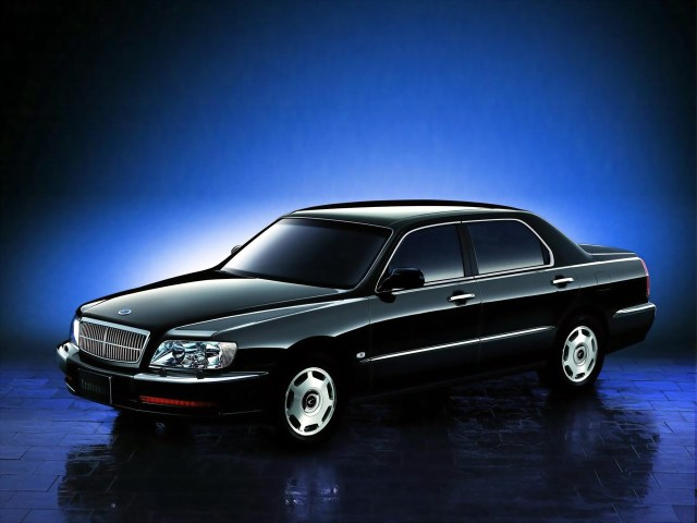 1999 Hyundai Centennial