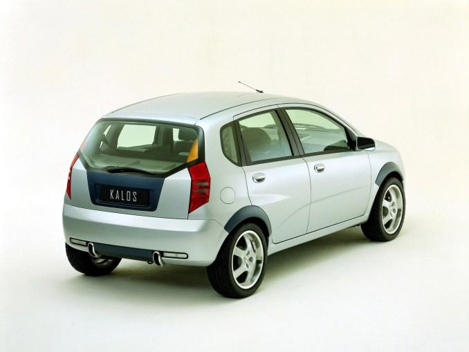 2000 Daewoo Kalos Concept
