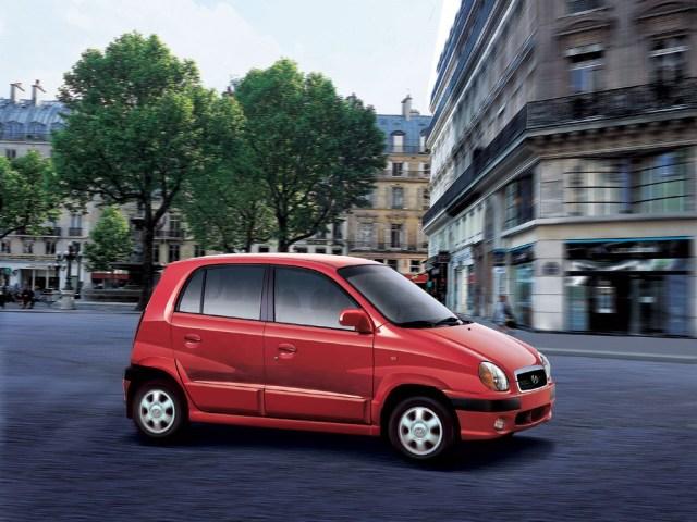 2001 Hyundai Atos Prime