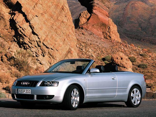 2001 Audi A4 Cabrio