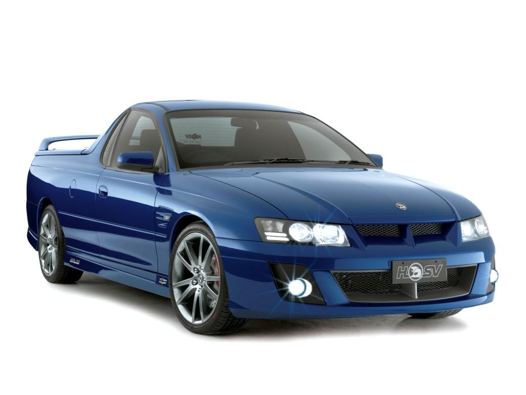 2004 HSV Maloo R8