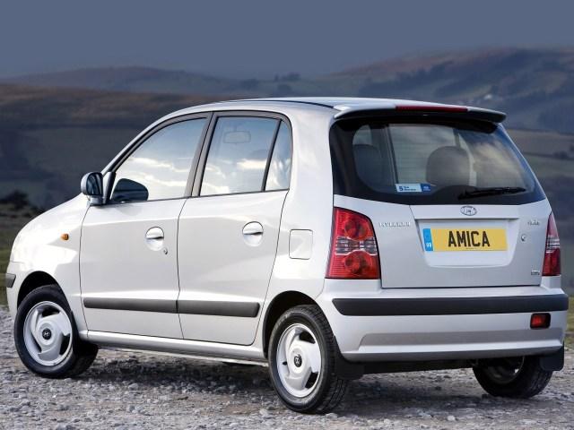 2004 Hyundai Amica