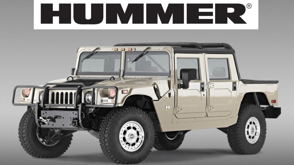 Hummer Constructeur Automobiles du groupe General Motors