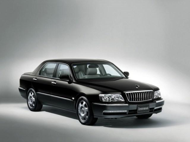 2005 Hyundai Centennial