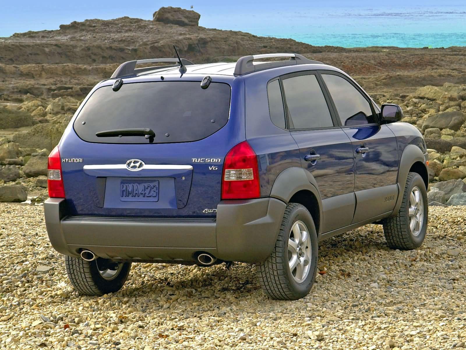 2005 Hyundai Tuscon
