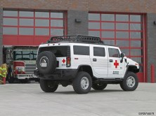 2005 Hummer H2 ARC 4x4 firetruck emergency
